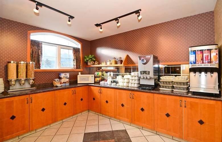 Best Western Plus Pocaterra Inn - Restaurant - 4