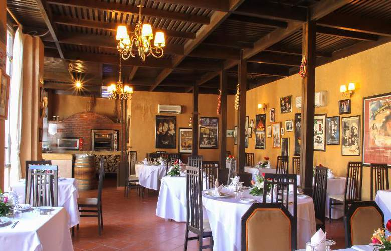 Le Berbere Palace - Restaurant - 43