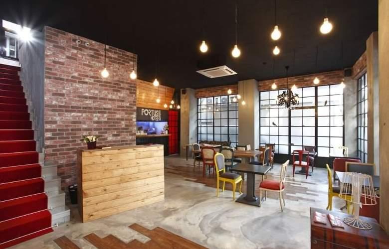 SUB HOTEL - Bar - 7