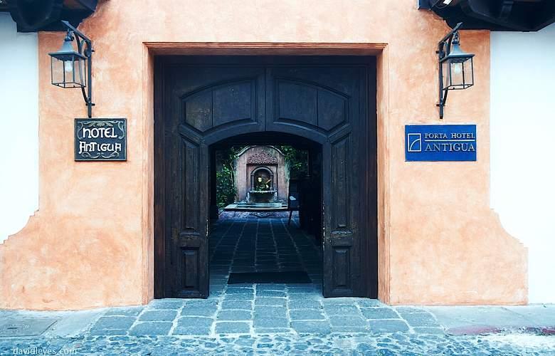 Porta Hotel Antigua - General - 1