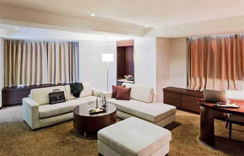 Novotel Ambassador Daegu - Hotel - 23