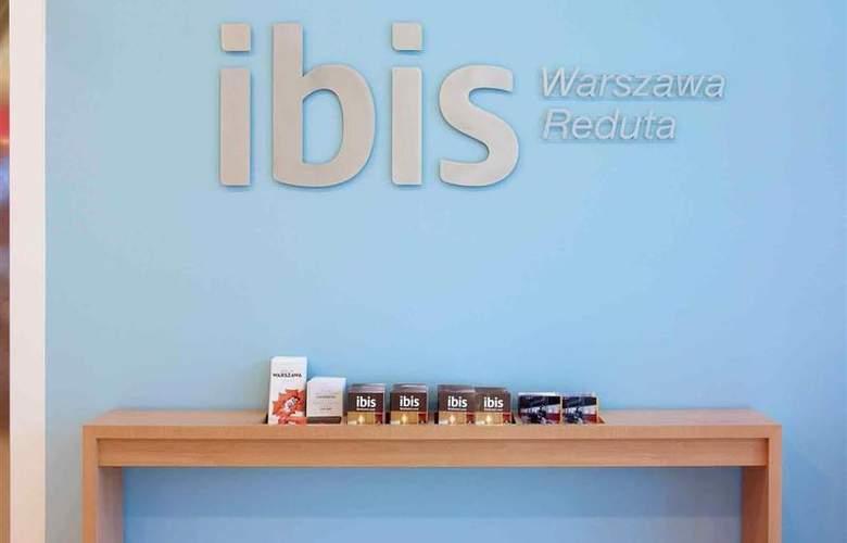 Ibis Warszawa Reduta - Hotel - 5