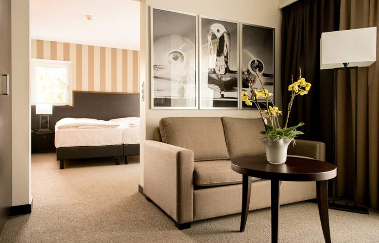 Park Swiss Quality Hotel - Room - 5