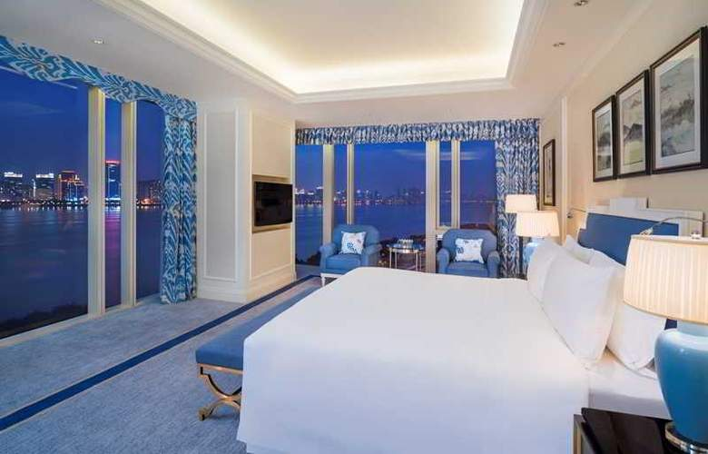 The Azure Qiantang,a Luxury Collection Hotel - Room - 6