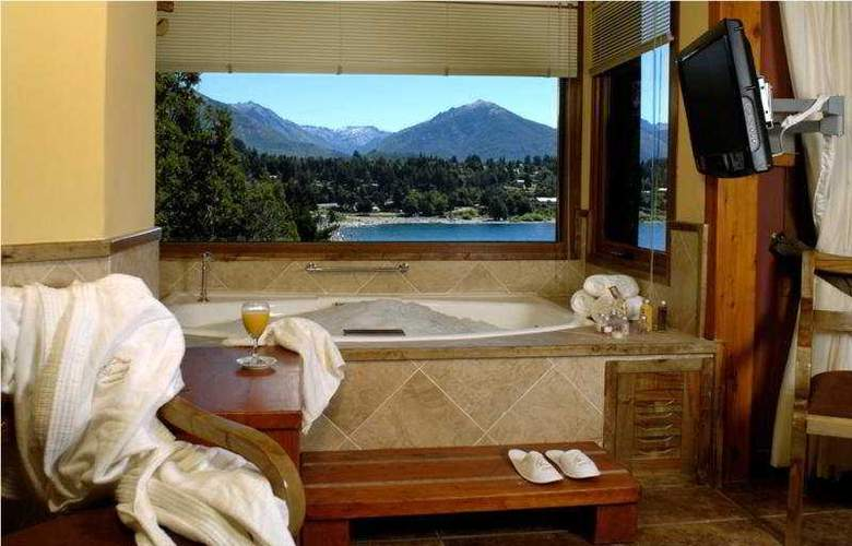 Charming Luxury Lodge & Private Spa - Room - 4