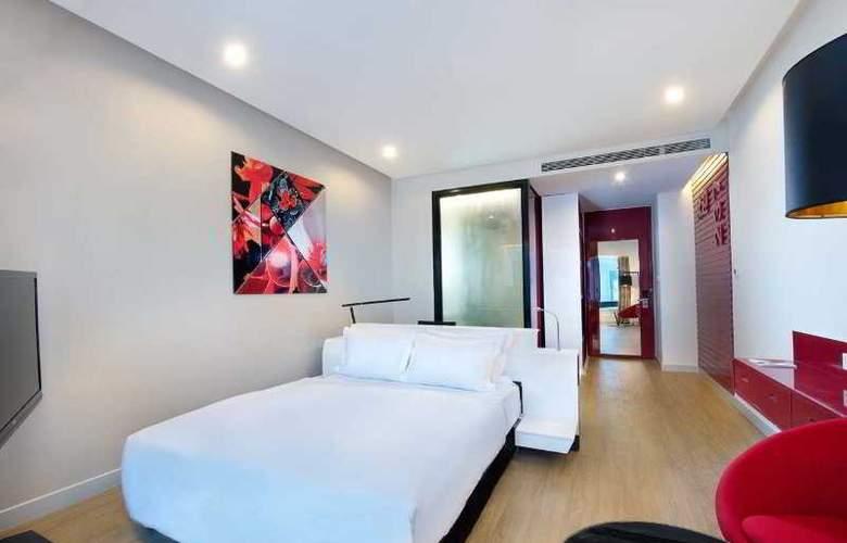 Beijing Tangram Hotel - Room - 9