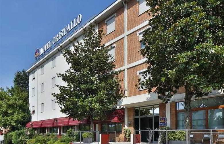 Best Western Cristallo - Hotel - 36