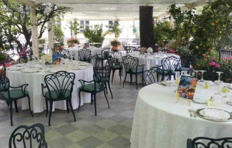 Grand Hotel la Favorita - Terrace - 13