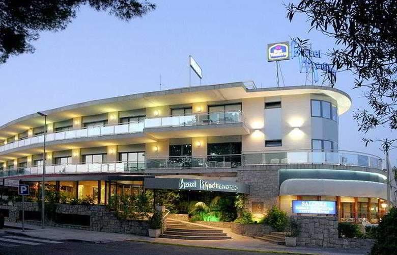 Best Western Mediterraneo - Hotel - 22