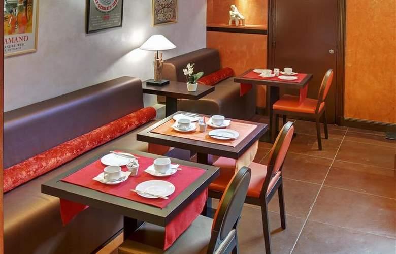 Best Western Neuville - Restaurant - 18