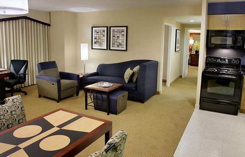 Residence Inn Toronto Downtown/Entertainment District - Room - 10