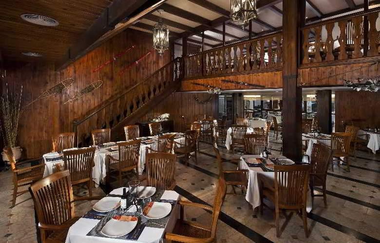 Meliá Sierra Nevada - Restaurant - 22