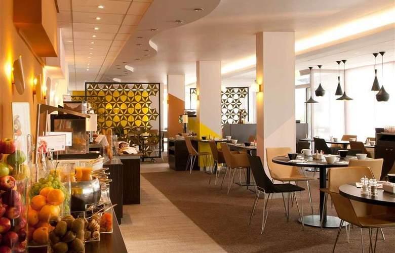 Novotel Massy Palaiseau - Restaurant - 53