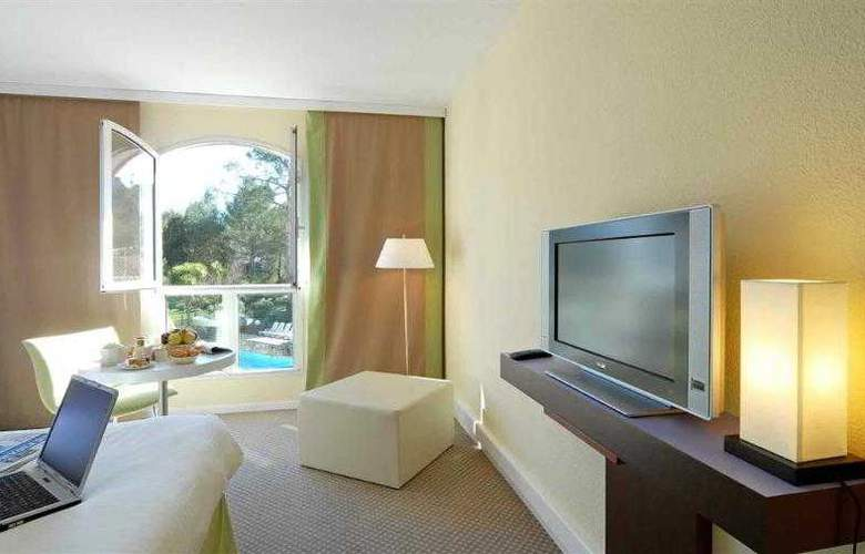 Mercure Antibes Sophia Antipolis - Hotel - 35