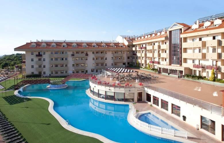 Ohtels Mazagon - Hotel - 0