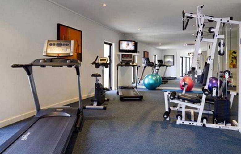 Oakwood Hotel & Apartments Brisbane - Sport - 12