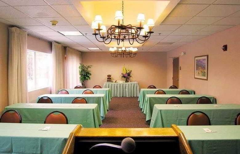 Best Western Rocky Mountain Lodge - Hotel - 12