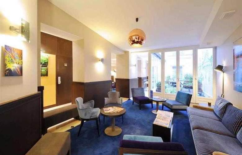 Mercure Paris La Sorbonne - Hotel - 30