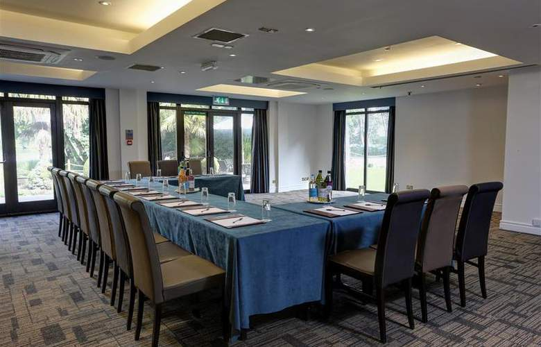 Best Western Frensham Pond Surrey - Conference - 26