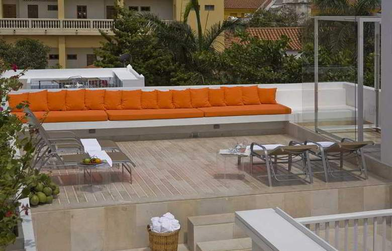 Delirio Hotel - Terrace - 9