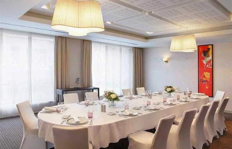 Sofitel Brussels Europe - Hotel - 84