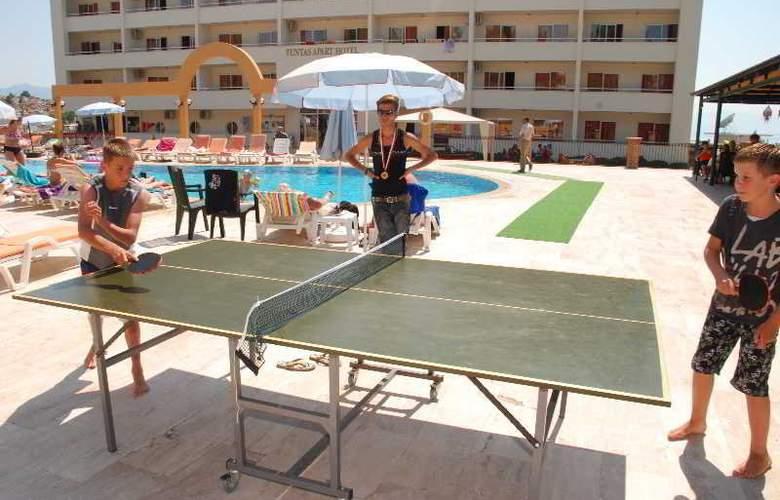 Tuntas Apartments Kusadasi - Sport - 15