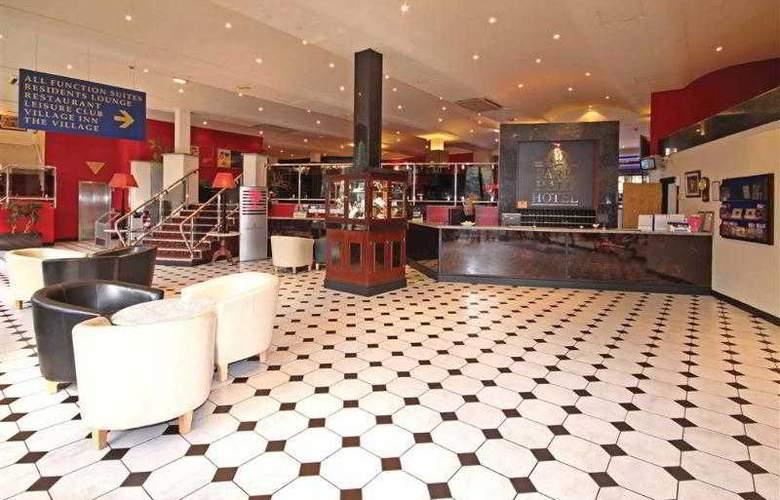 Best Western Park Hall - Hotel - 133