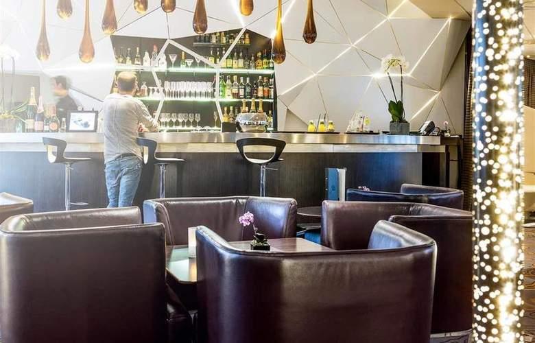 Novotel Paris Les Halles - Bar - 2