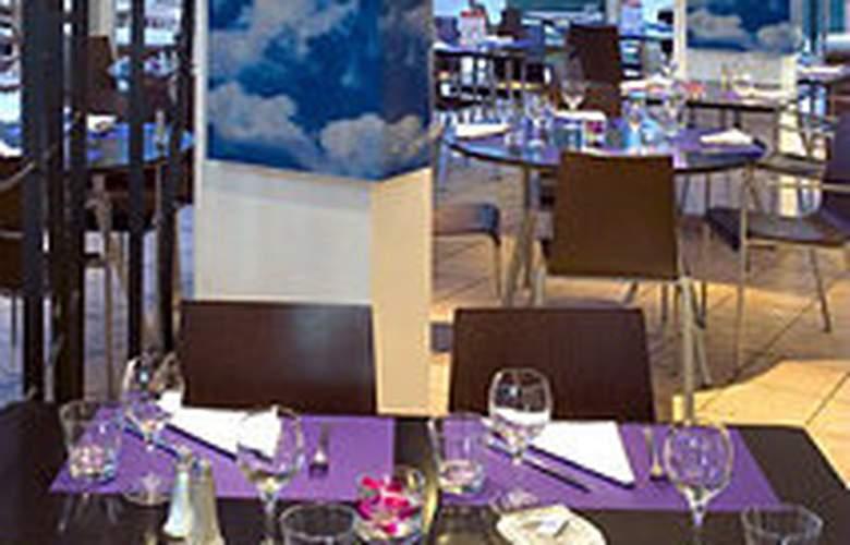 Novotel Troyes Aeroport - Restaurant - 0