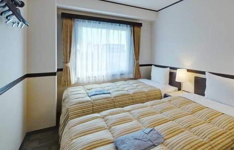 Toyoko Inn Tokyo-Eki Shin-Ohashi Mae - Room - 7