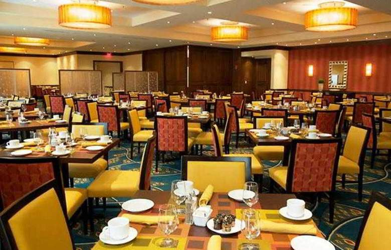 Atlanta Marriott Buckhead Hotel &Conference Center - Restaurant - 8