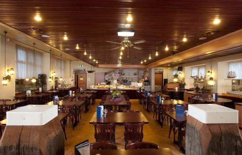Maritime Hotel Rotterdam - Restaurant - 5