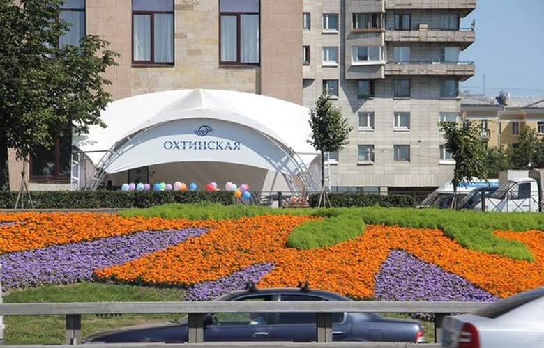 Okhtinskaya - Hotel - 4