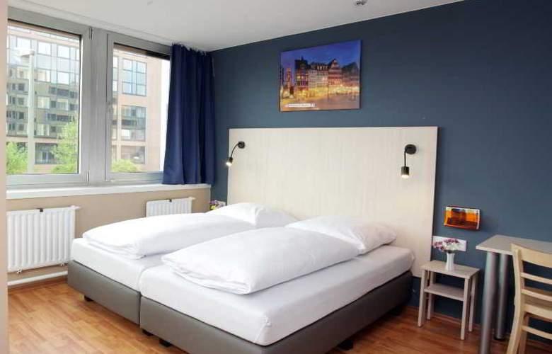 A&O Frankfurt Galluswarte Hotel - Room - 17