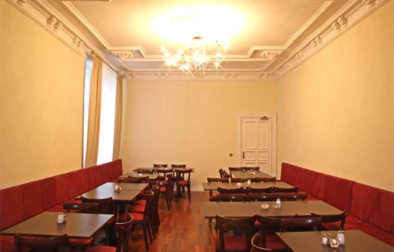 Upper Room Hotel Am Kurfurstendamm - Restaurant - 5