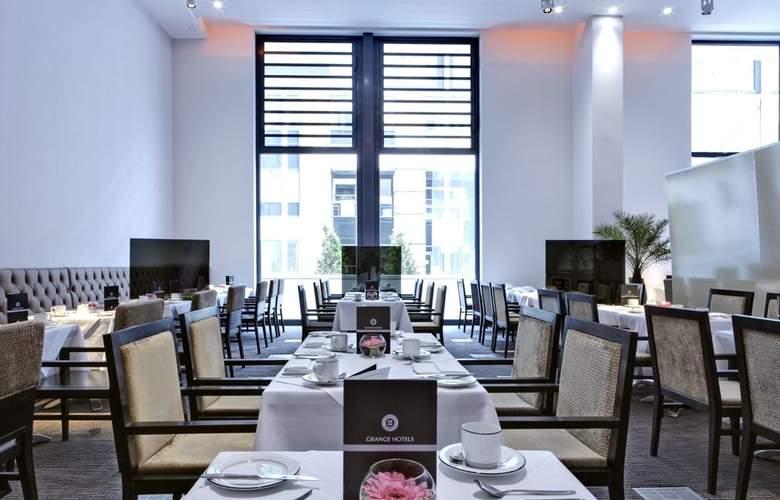 Leonardo Royal London Tower Bridge - Restaurant - 3