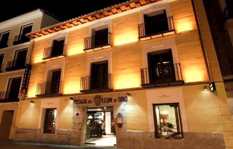 Posada del Leon de Oro - Hotel - 0