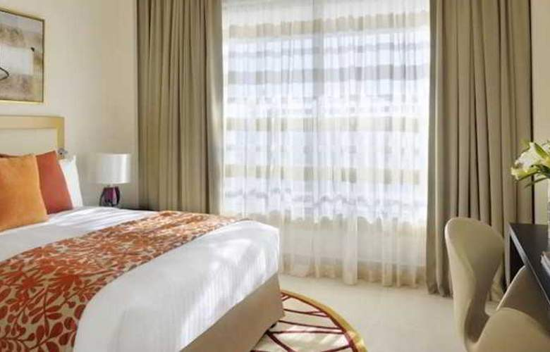 Marriott Executive Apartments Dubai Al Jaddaf - Room - 6
