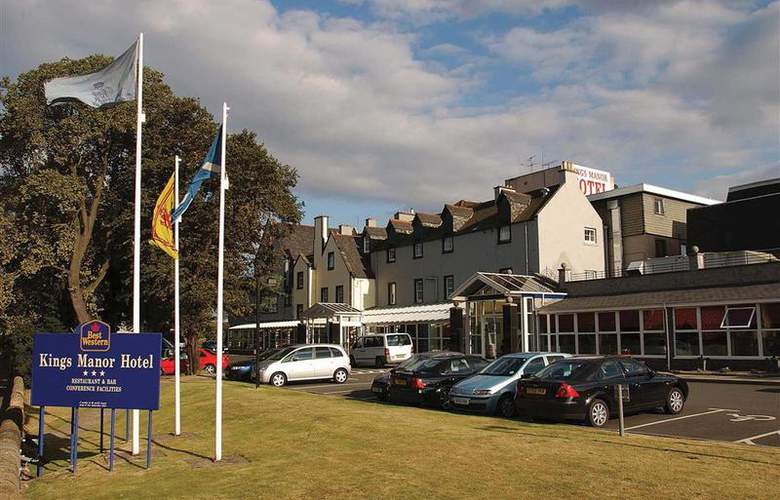 Best Western Kings Manor Hotel - Hotel - 187