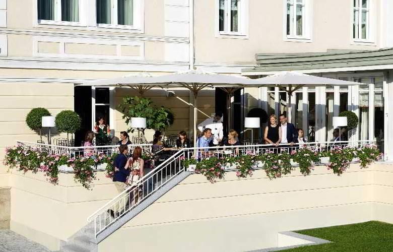 Sacher Salzburg - Terrace - 25