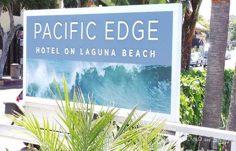 Pacific Edge - Hotel - 5