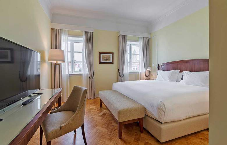Infante de Sagres - Small Luxury Hotels of the World - Room - 1