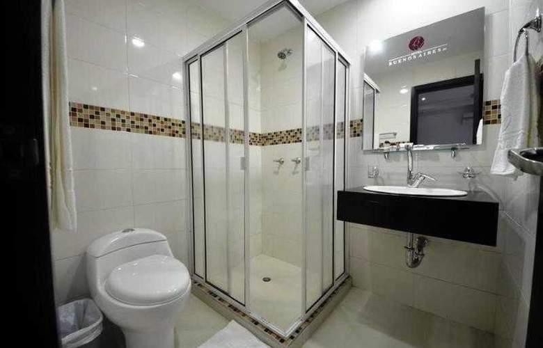 Hotel Avenida Buenos Aires - Room - 4