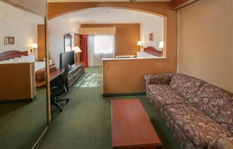 Best Western Alamo Suites - Room - 21