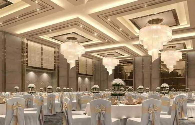 Sheraton Qingdao Licang Hotel - Restaurant - 8
