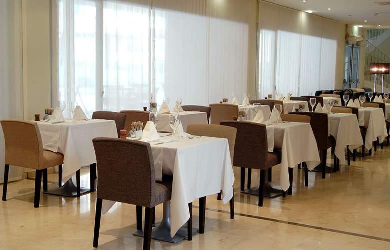 Eurostars Plaza Delicias - Restaurant - 1