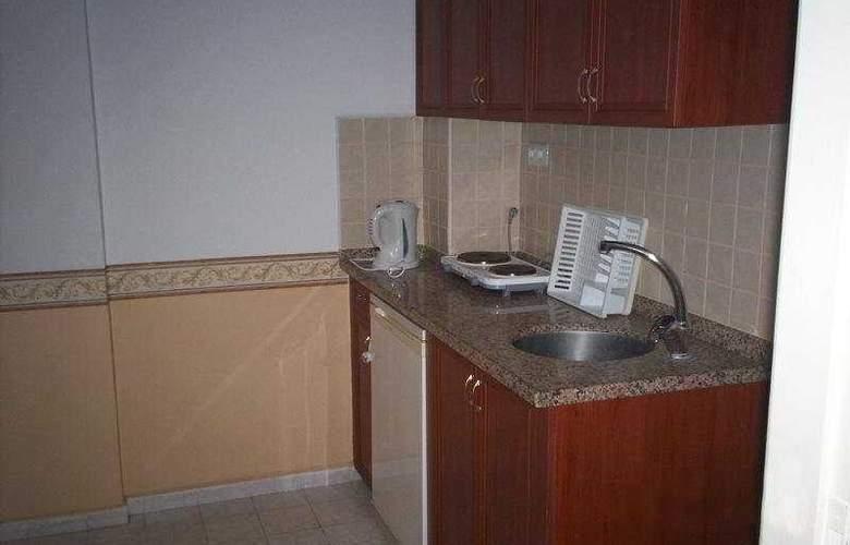 Seda Apart Hotel - Room - 6