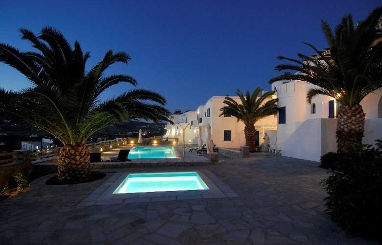 Pyrgaki Hotel - Pool - 7