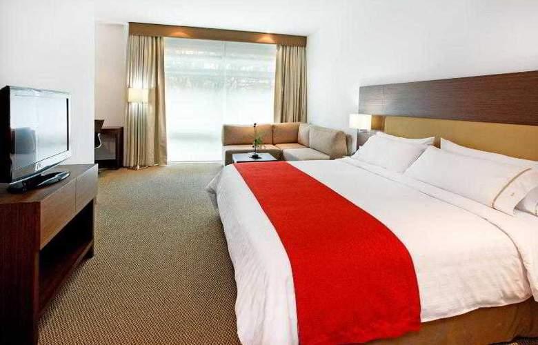 Holiday Inn Express Bogota - Hotel - 11
