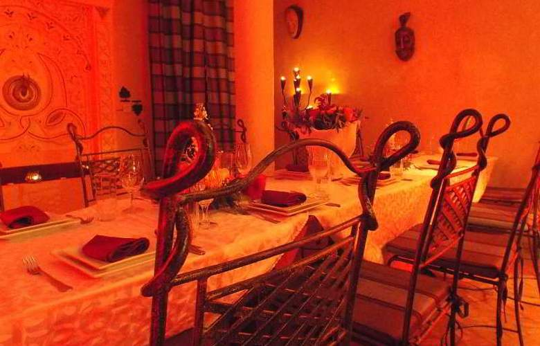 Riad Africa - Restaurant - 52